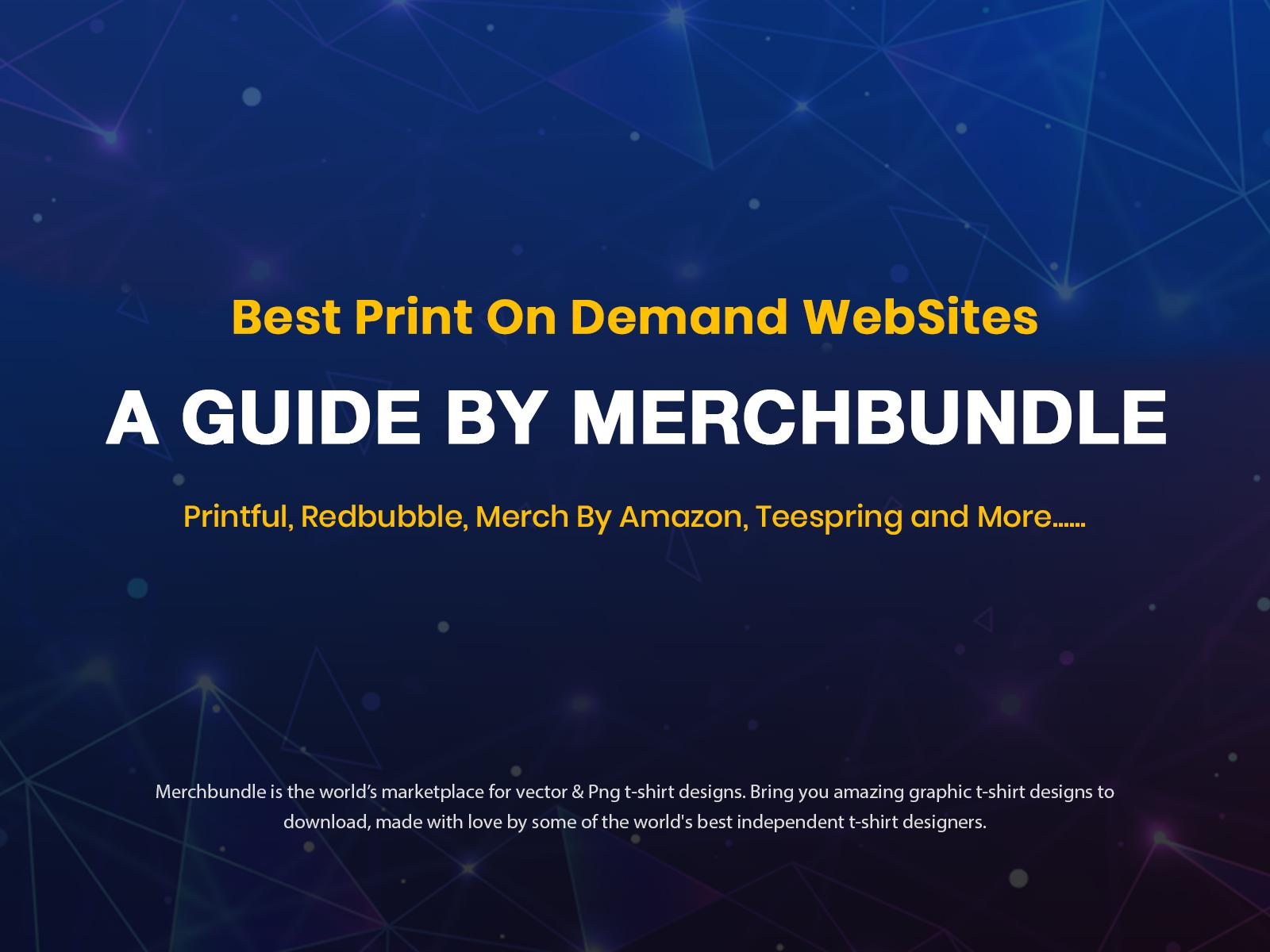 print on demand sites