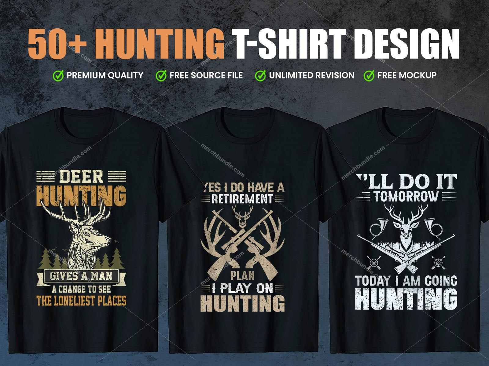 hunting shirt ideas