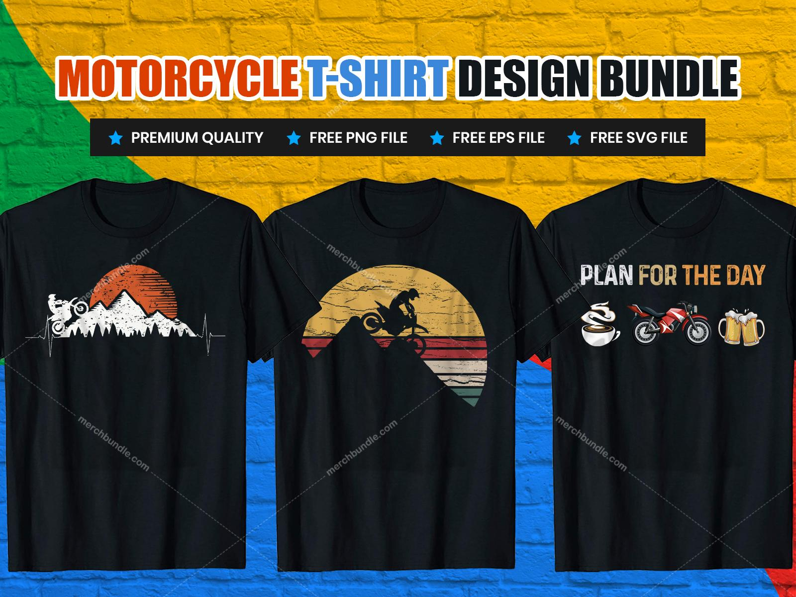 bikers t shirt design