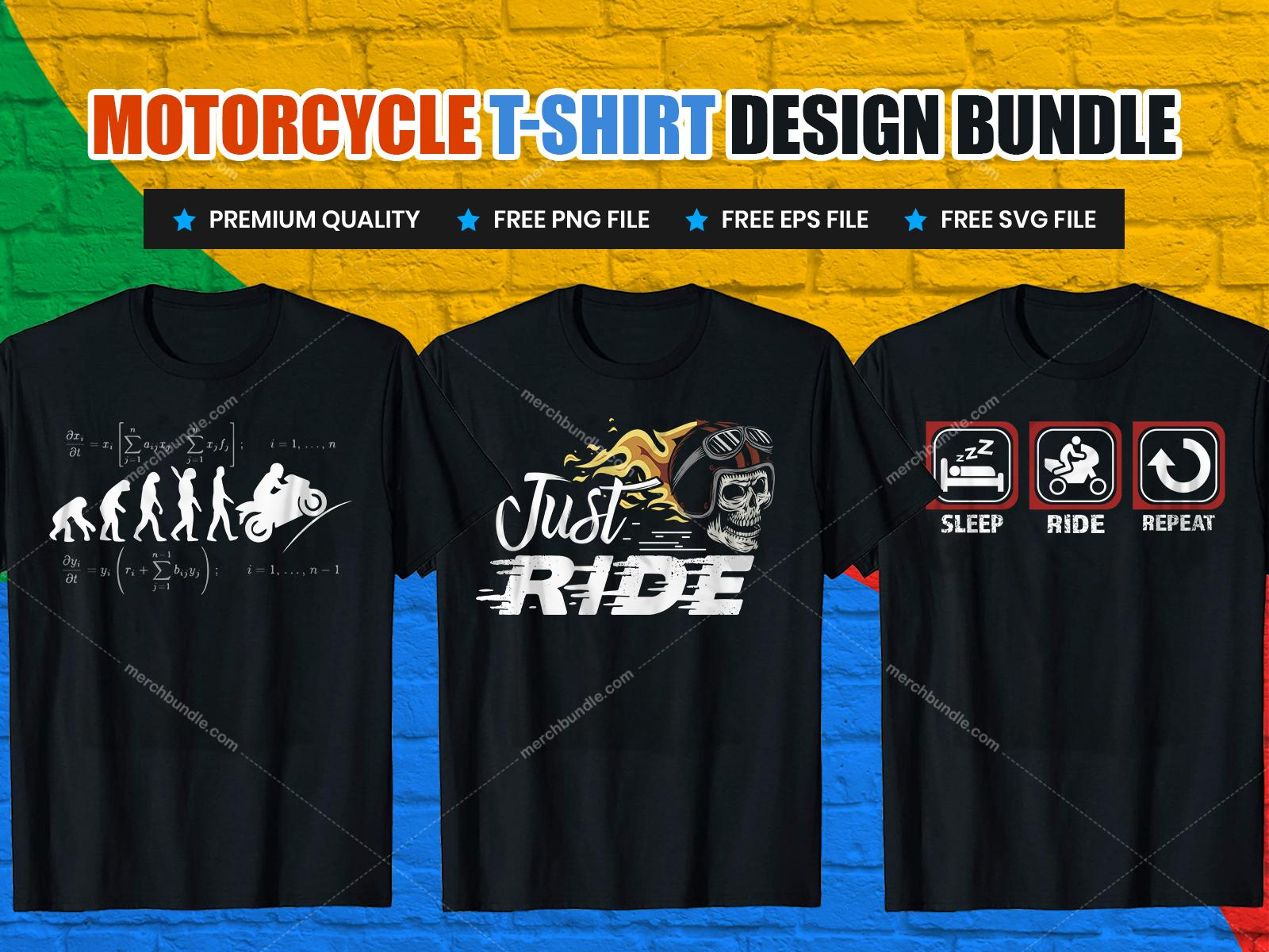 bikers t shirt design
