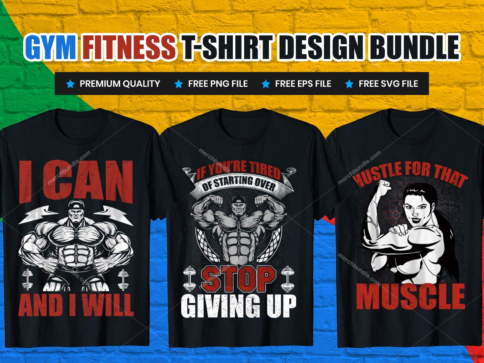 gym tshirt design