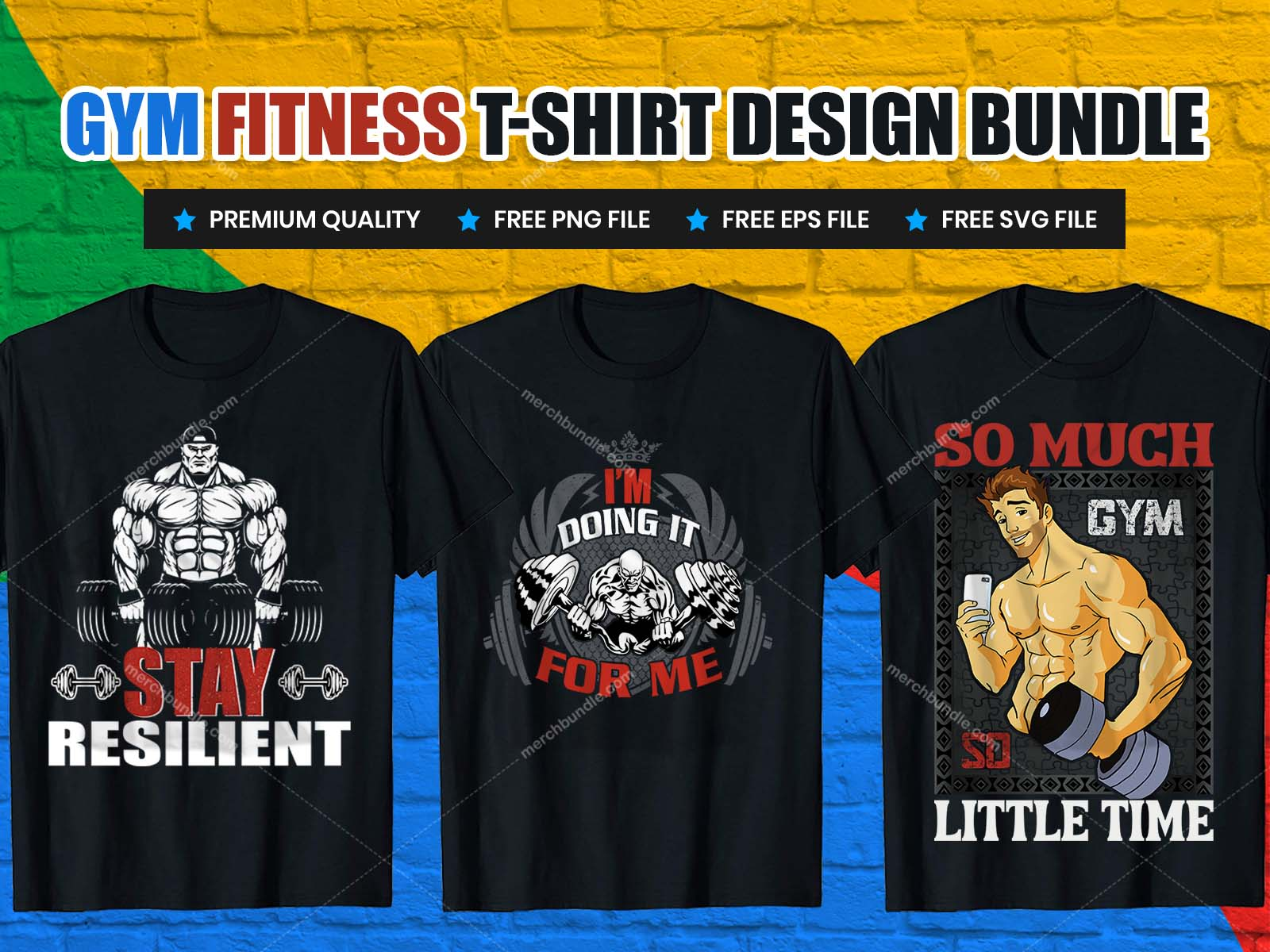 gym fitness t shirt