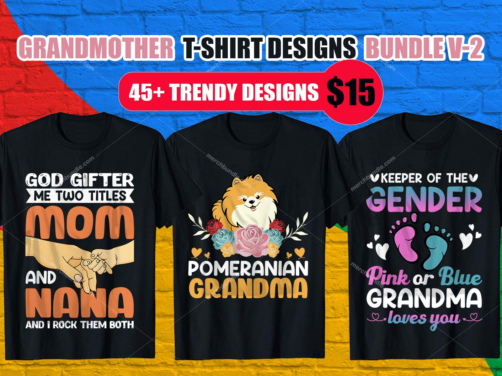 grandmother shirts