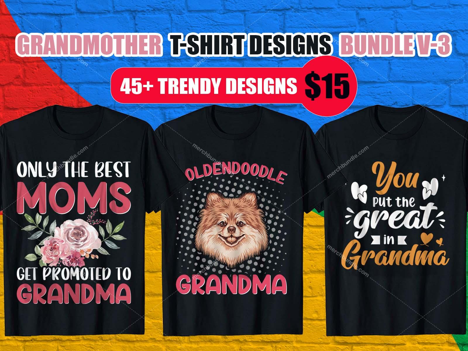 GrandMom shirt