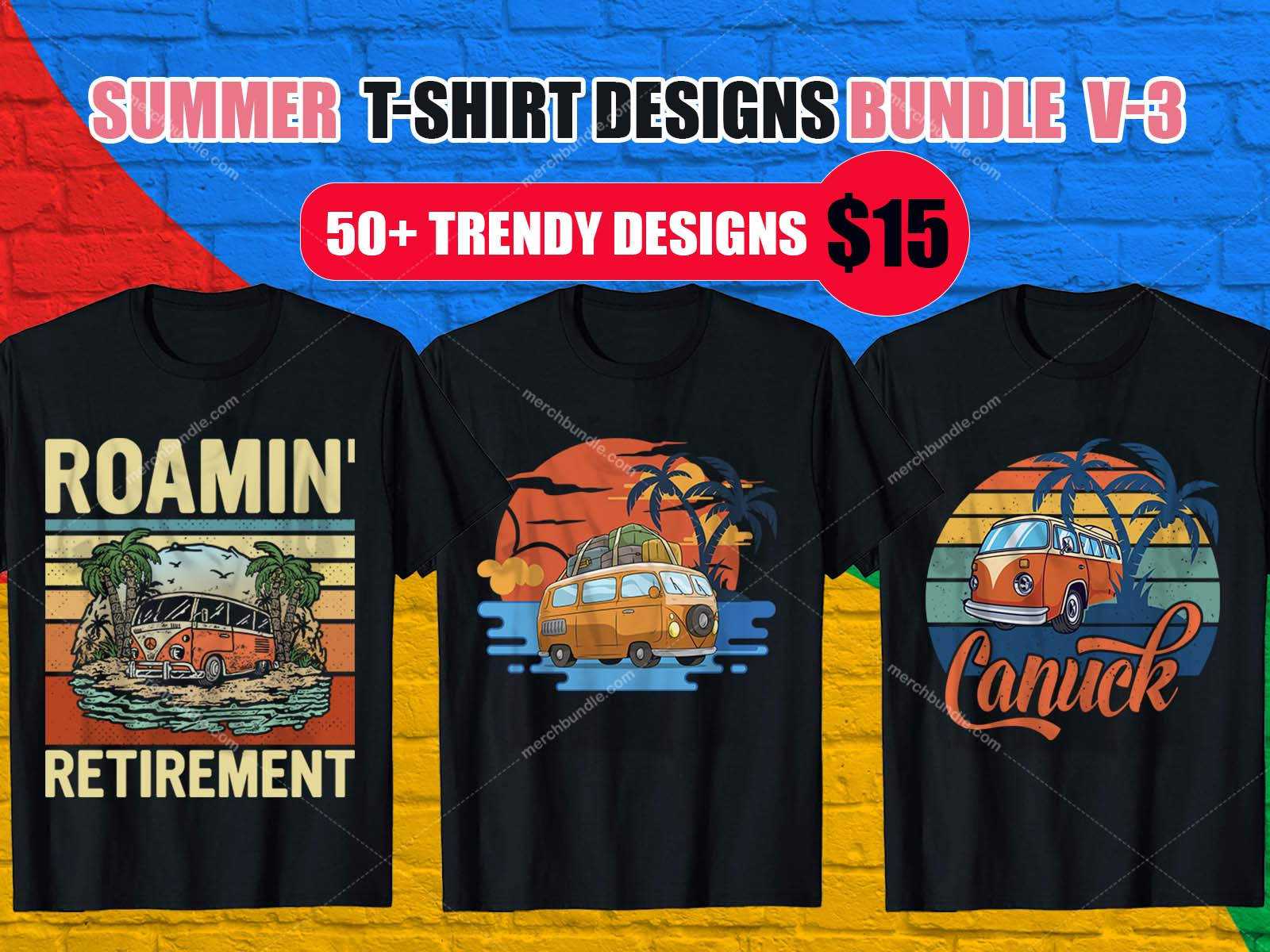 Summer T Shirt - Beach T Shirt - Ocean T Shirt - Van Life T Shirt V.37.jpg