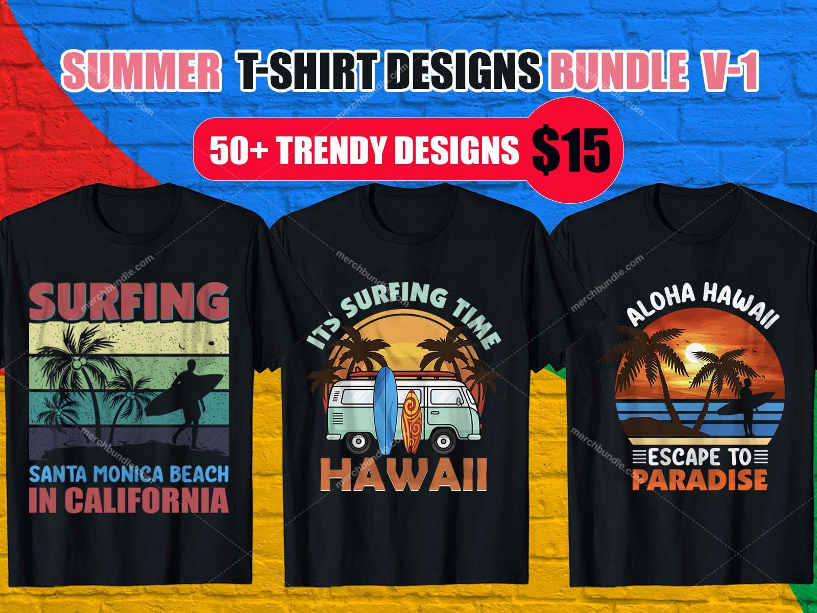 Summer T Shirt