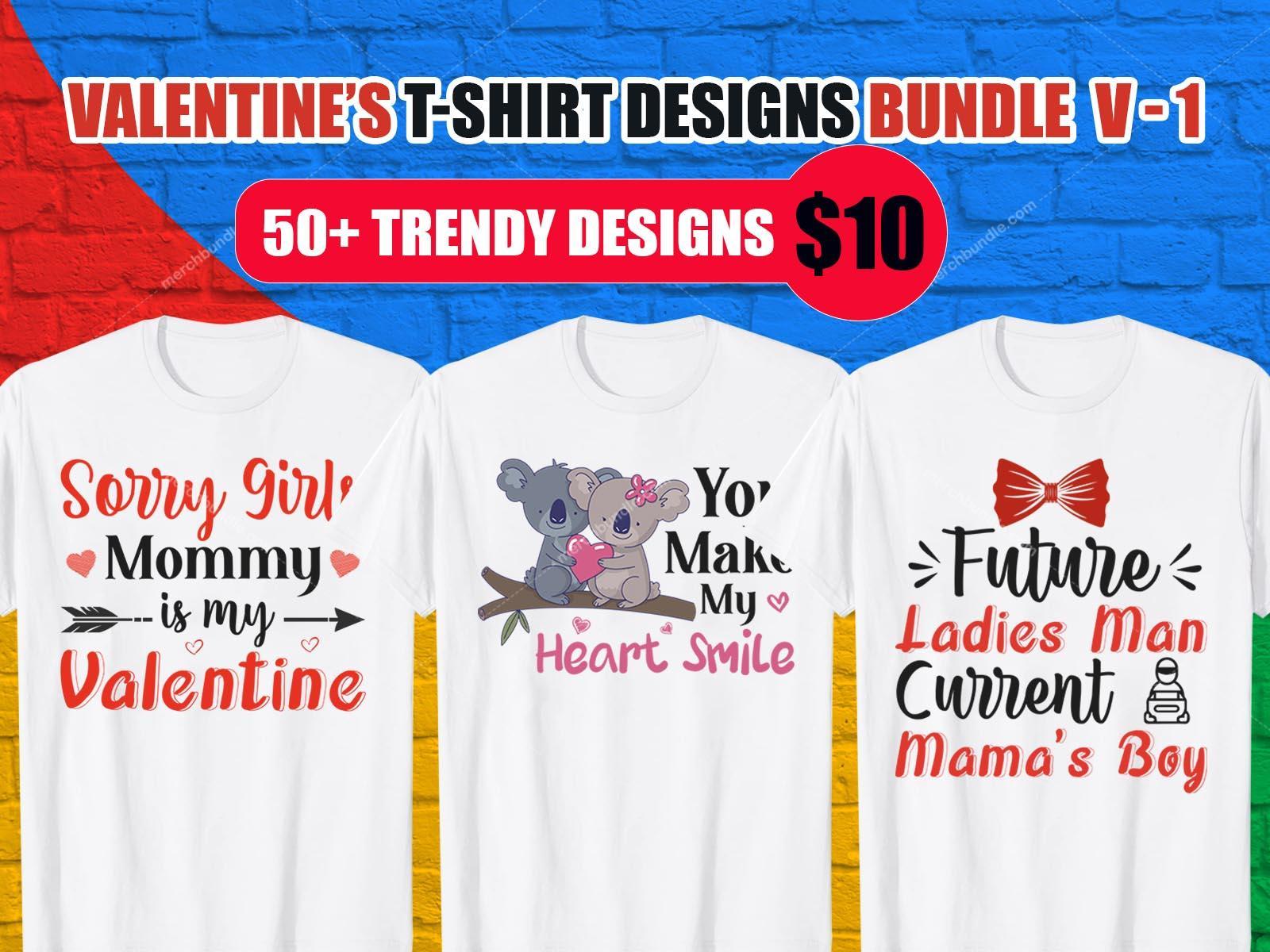 Valentine's Day T Shirt