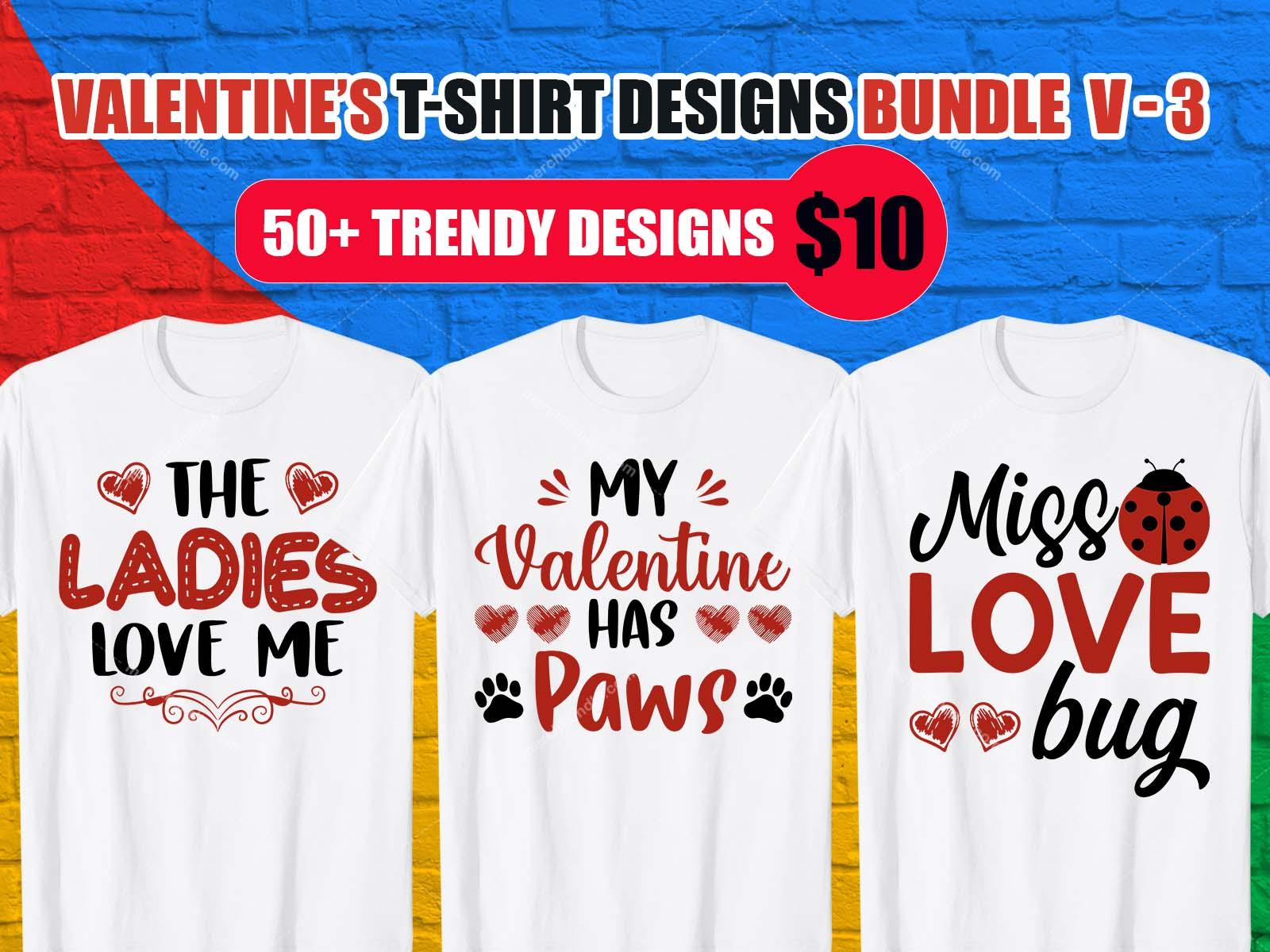 Valentine Day Shirt Design