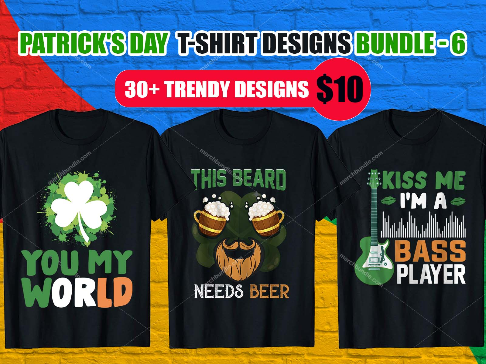 Saint Patrick's Day shirt