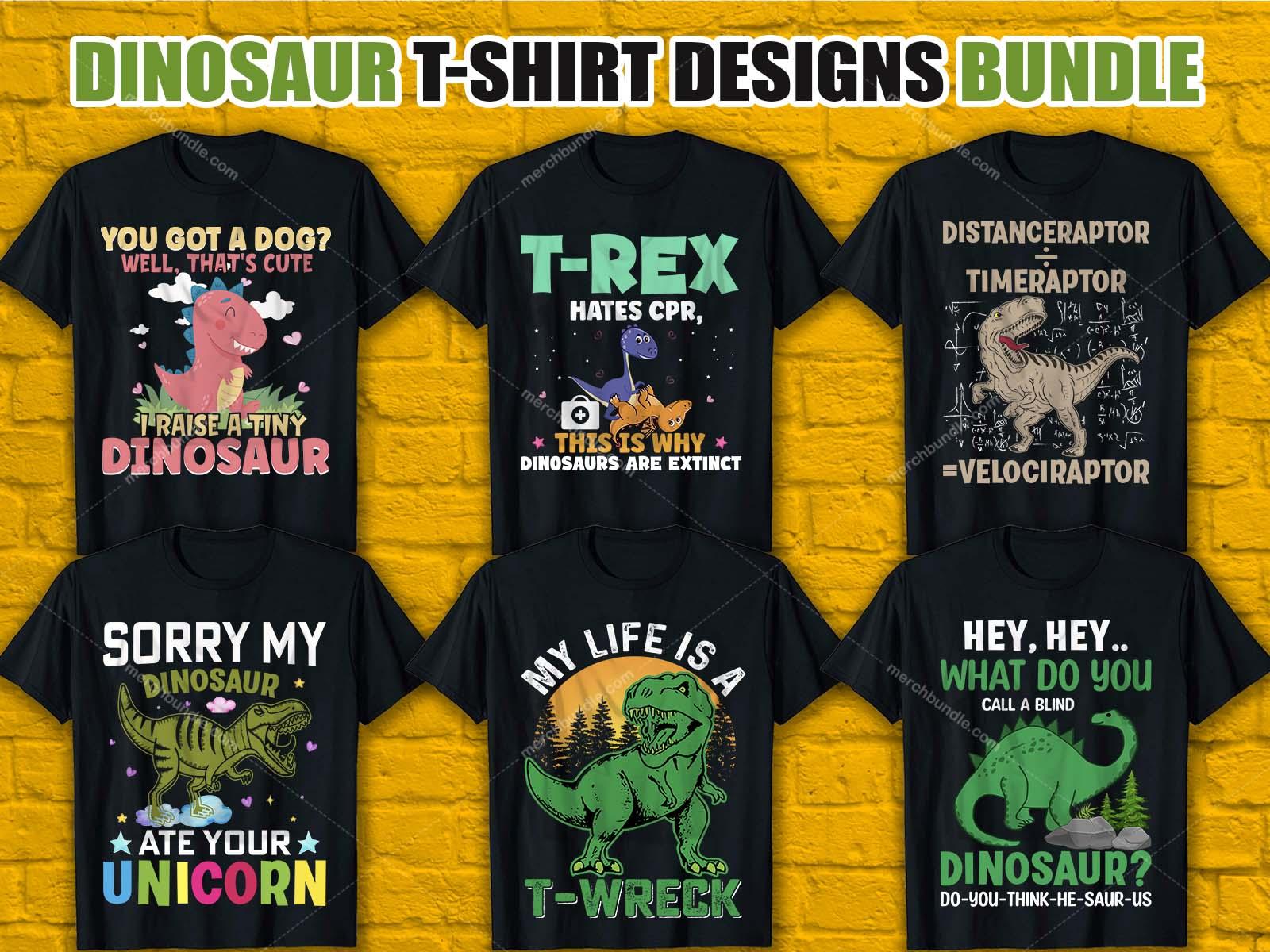 Dinosaur Shirts